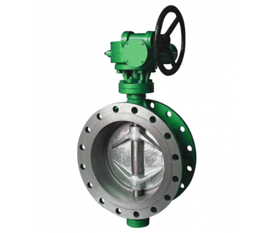 Fig. 2986 Triple Eccentric Butterfly Valves